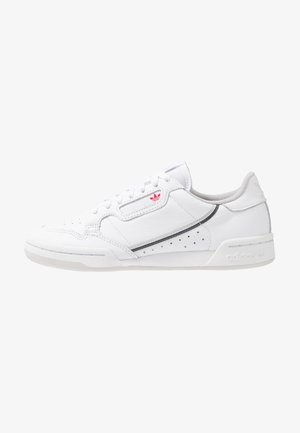 CONTINENTAL 80 - Matalavartiset tennarit - footwear white/grey five/grey one