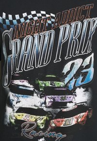Night Addict - PRIX - T-shirt med print - black - 5