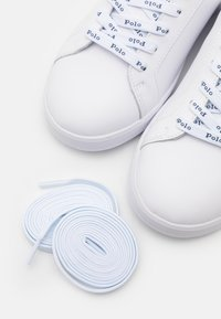 Polo Ralph Lauren - UNISEX - Trainers - white/newport navy - 5
