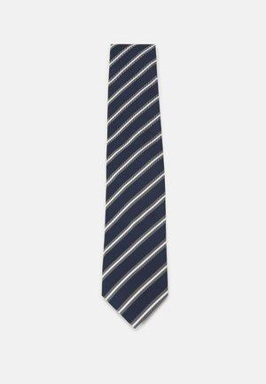 TIE - Cravate - dark blue