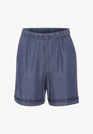 CUMINDY  - Szorty jeansowe - light blue wash