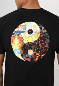 HUF - DHARMA - T-shirt print - black - 5