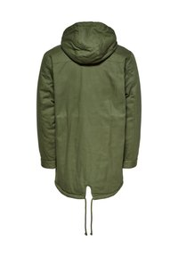 Only & Sons - Winter coat - olive night - 1