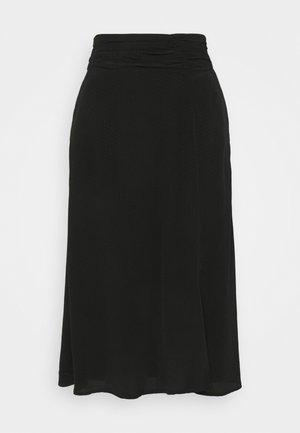 DITA SKIRT - A-line skirt - black