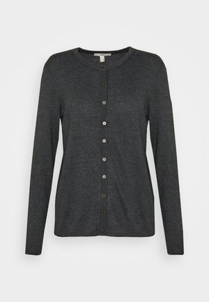 BASIC - Cardigan - dark grey