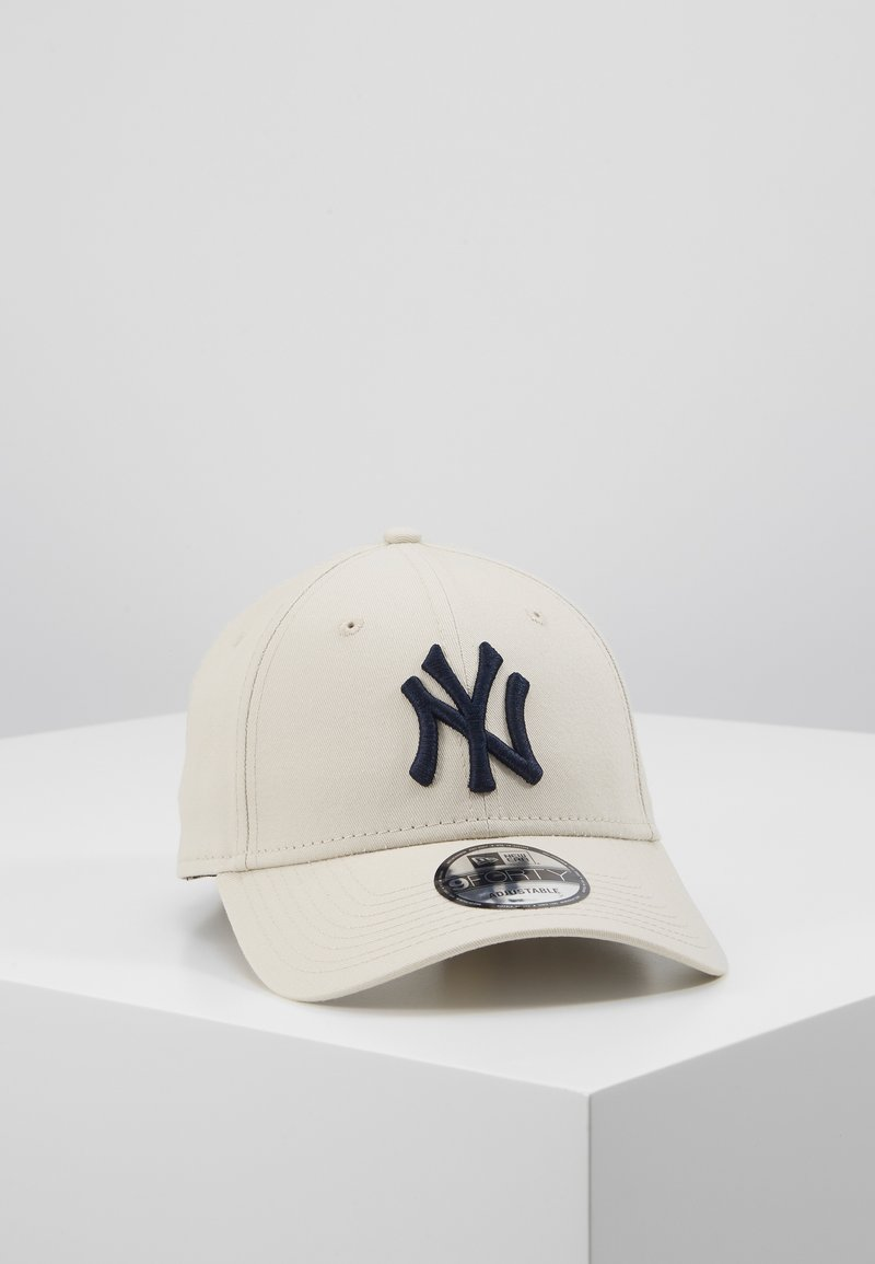 New Era - LEAGUE ESSENTIAL 9FORTY - Lippalakki - off-white