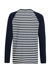 WE Fashion - Long sleeved top - dark blue - 1