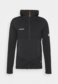 Mammut - ACONCAGUA - Zip-up hoodie - black - 4