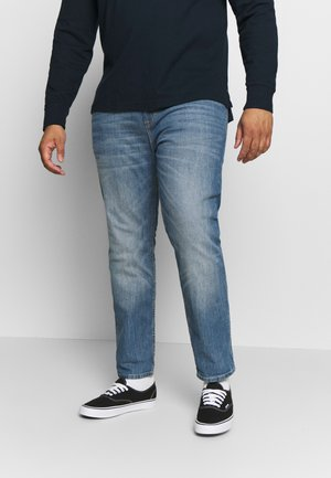 5 POCKET  - Jeans slim fit - mid stone wash denim