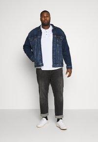 Burton Menswear London - 2 PACK - Polo shirt - navy - 0
