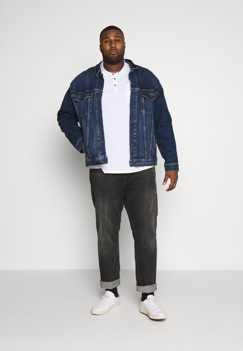 Burton Menswear London - 2 PACK - Polo shirt - navy