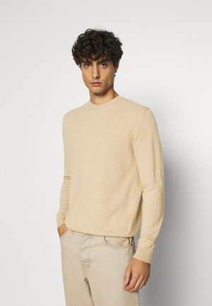 Jumper - light beige