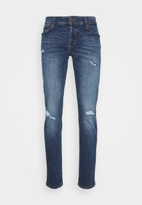 Jack & Jones - JJIGLENN JJORIGINAL AGI - Slim fit jeans - blue denim - 3