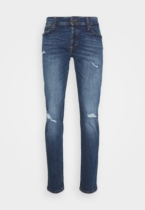JJIGLENN JJORIGINAL AGI - Jeans slim fit - blue denim