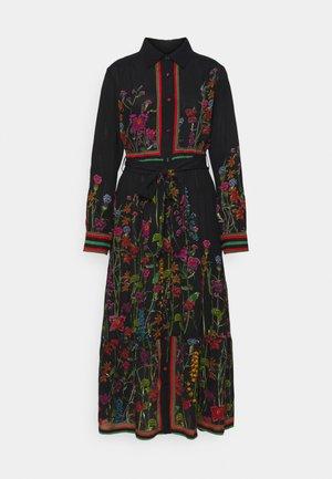 SUCRERIE DRESS - Skjortekjole - black
