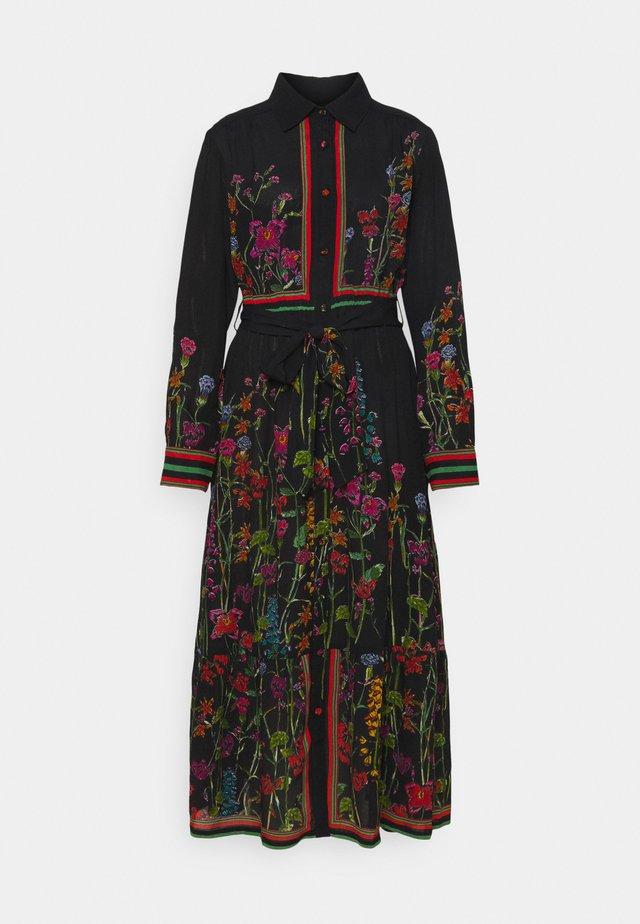 SUCRERIE DRESS - Abito a camicia - black