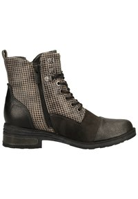 Mustang - Lace-up ankle boots - graphit 259 - 3