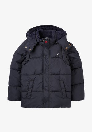 2-IN-1 - Winter jacket - marineblau