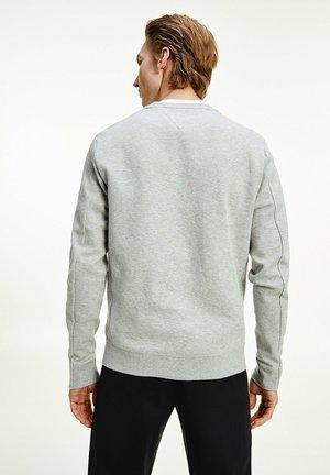 ESSENTIALS  - Felpa - medium grey heather