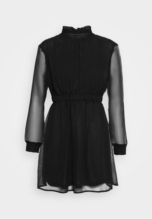 PCAMALIE DRESS - Sukienka letnia - black