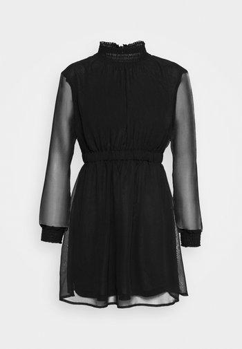 PCAMALIE DRESS - Sukienka letnia - black