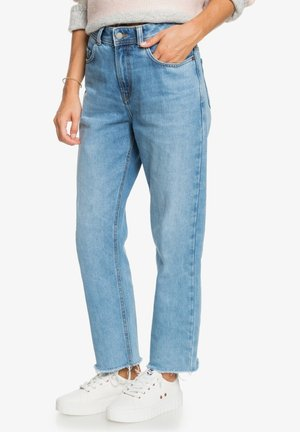 VERTICAL RHYTHM - Straight leg jeans - medium blue