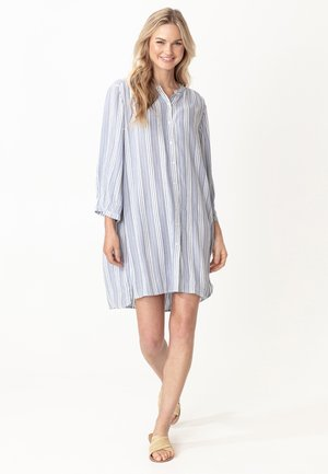 RIVERA - Shirt dress - blue
