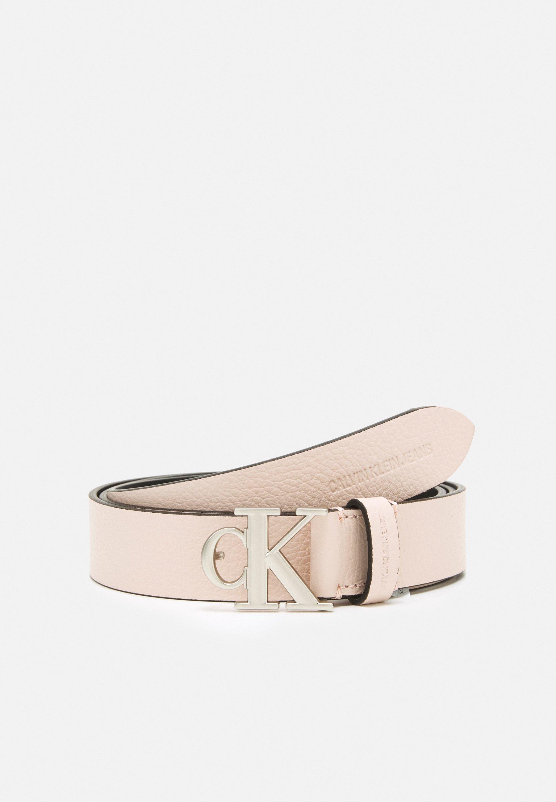 Women PLUS MONO ROUND BUCKLE - Belt