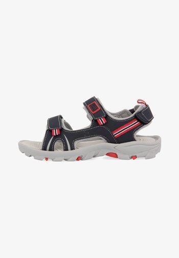AACHEN AACHEN - Walking sandals - marino