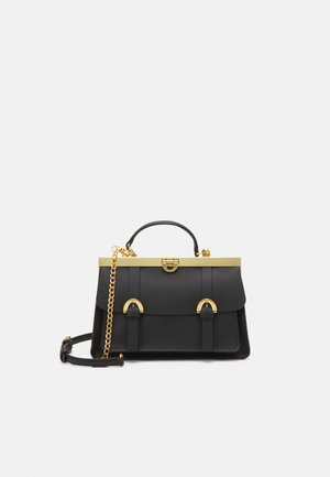 FRAME MINI SATCHEL - Borsa a mano - black