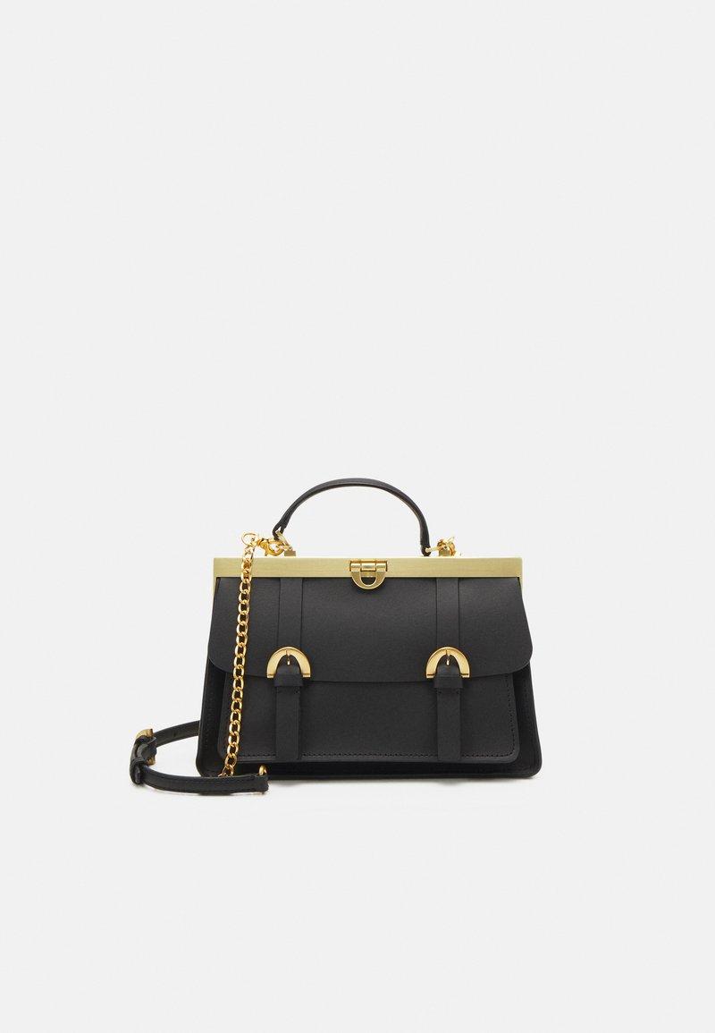 ZAC Zac Posen - FRAME MINI SATCHEL - Handbag - black