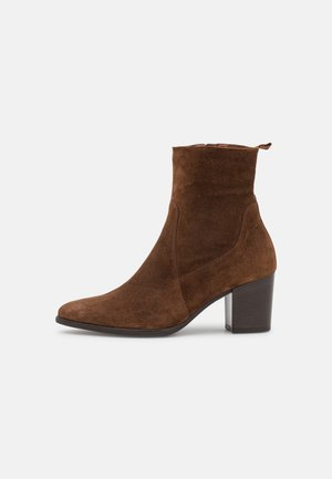 Stiefelette - whisky