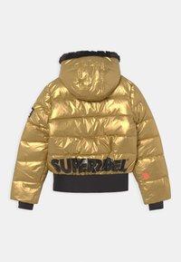 SuperRebel - START - Winter jacket - gold - 1