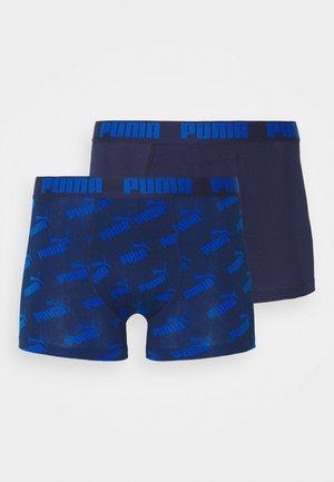 MEN 2 PACK - Pants - blue