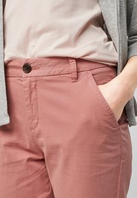 s.Oliver - Trousers - blush - 5