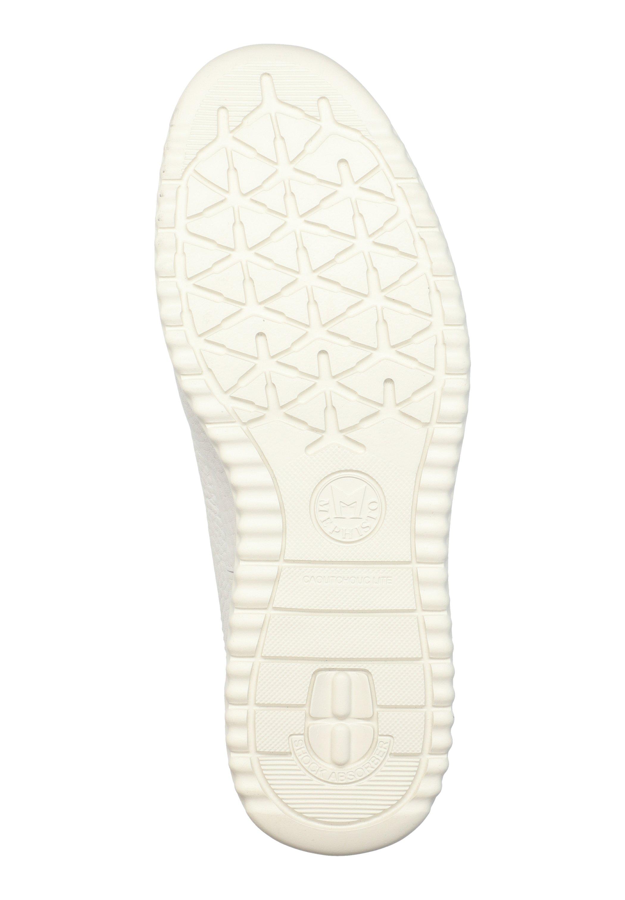 Mephisto SNEAKER THOMAS - Sneaker low - white/weiß - Herrenschuhe sSQb4