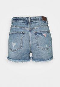 Guess - CLAUDIA - Denim shorts - high times - 1