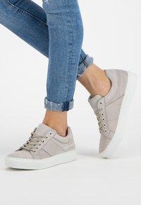 NoGRZ - Sneakers laag - grey - 0