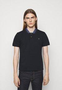 Vivienne Westwood - CLASSIC STRIPE COLLAR - Polo shirt - navy - 0