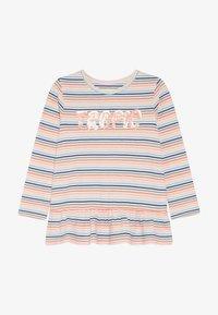 Staccato - STREIFEN TUNIKA KID - Long sleeved top - neon peach - 2