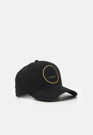 FULL TRUCKER - Cap - black
