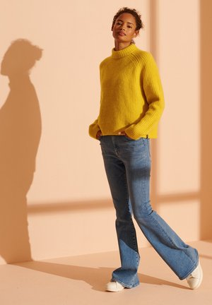CULT STUDIOS SUPER LUX  - Jumper - staten yellow