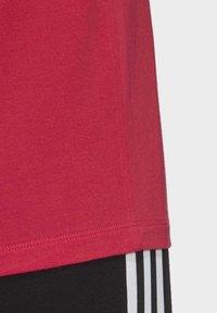 adidas Originals - TREFOIL T-SHIRT - Print T-shirt - pink - 7