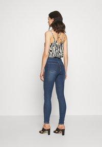 Dr.Denim - MOXY - Jeans Skinny Fit - westcoast dark blue - 2