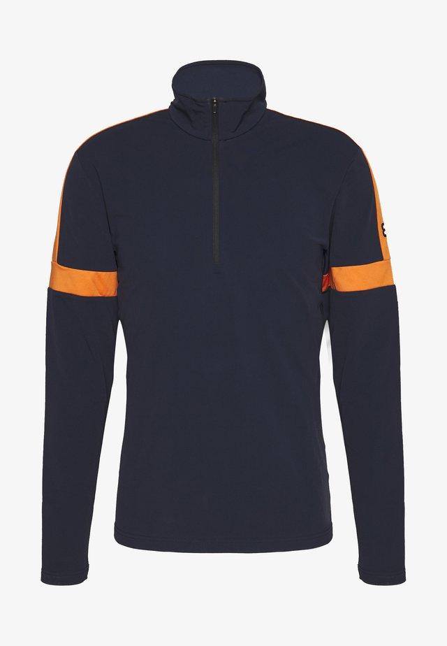 DINO  - Fleece jumper - navy