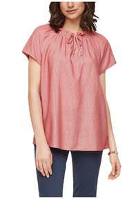 s.Oliver - Blouse - red - 3