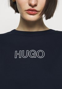 HUGO - NAKIRA - Sweatshirt - open blue - 5