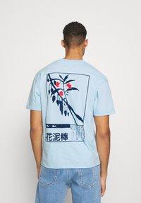 Edwin - HANADOBORO - Print T-shirt - cereluan - 0