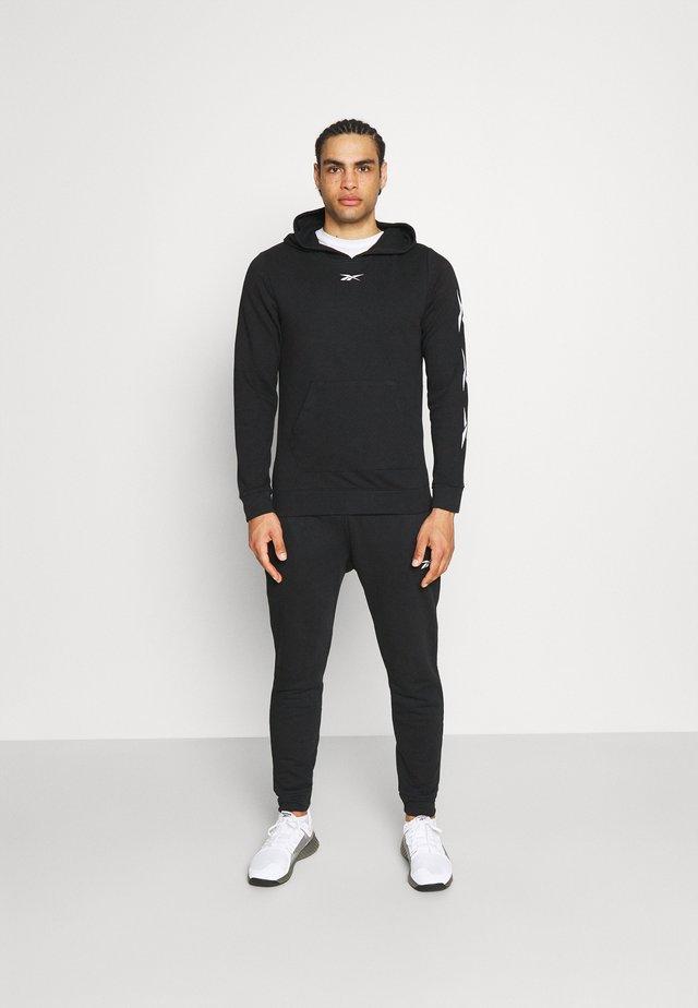 VECTOR TRACKSUIT - Dres - black