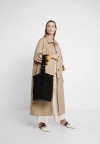 By Malene Birger - LIV BUCKET - Handbag - black solid - 1